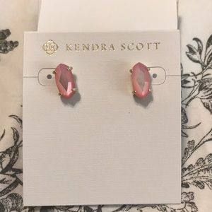 🍁Kendra Scott Betty earring,Blush mother of pearl